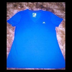 Adidas Unisex Ultimate Tee Royal Blue